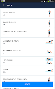 Six Pack in 30 Days – Abs Workout 9