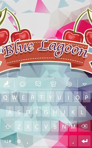 Blue Lagoon for HiTap Keyboard