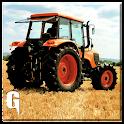 Farm Tractor Farming Simulator icon