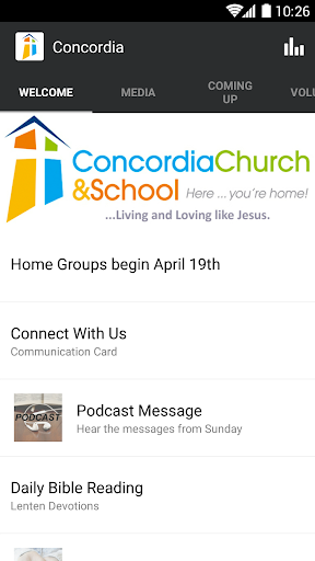 Concordia Church and School