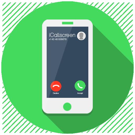 i Call screen Free + Dialer