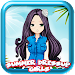 Dress Up Summer Beach For Girls Icon