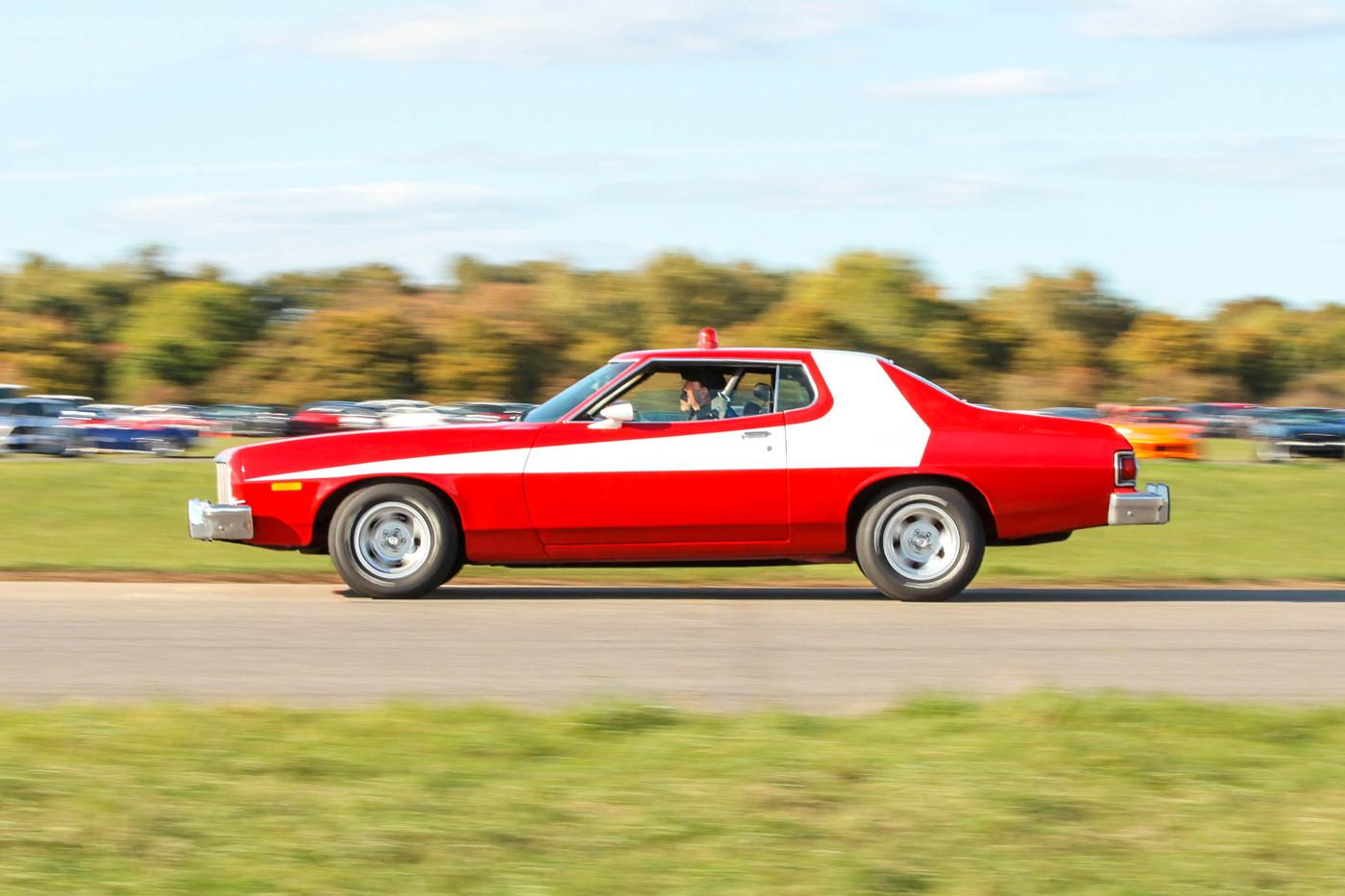 Ford Gran Torino Hire Cardiff