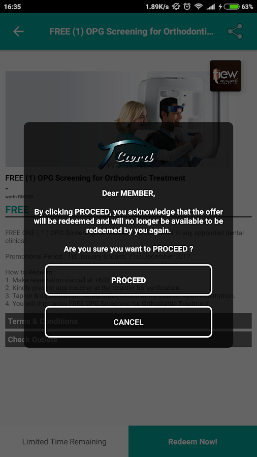 T Card- screenshot