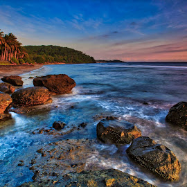 Landscape Lombok by Made Thee - Landscapes Beaches