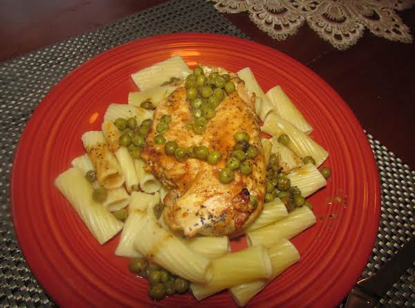 Mustard Baked Chicken Recipe