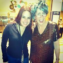 Photo: With Grandma Mary (Andrea Vahl) at #nmx