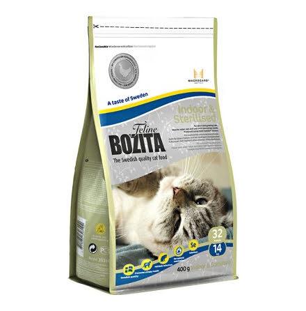 Bozita Feline Indoor & Sterilised 400g 5-Pack