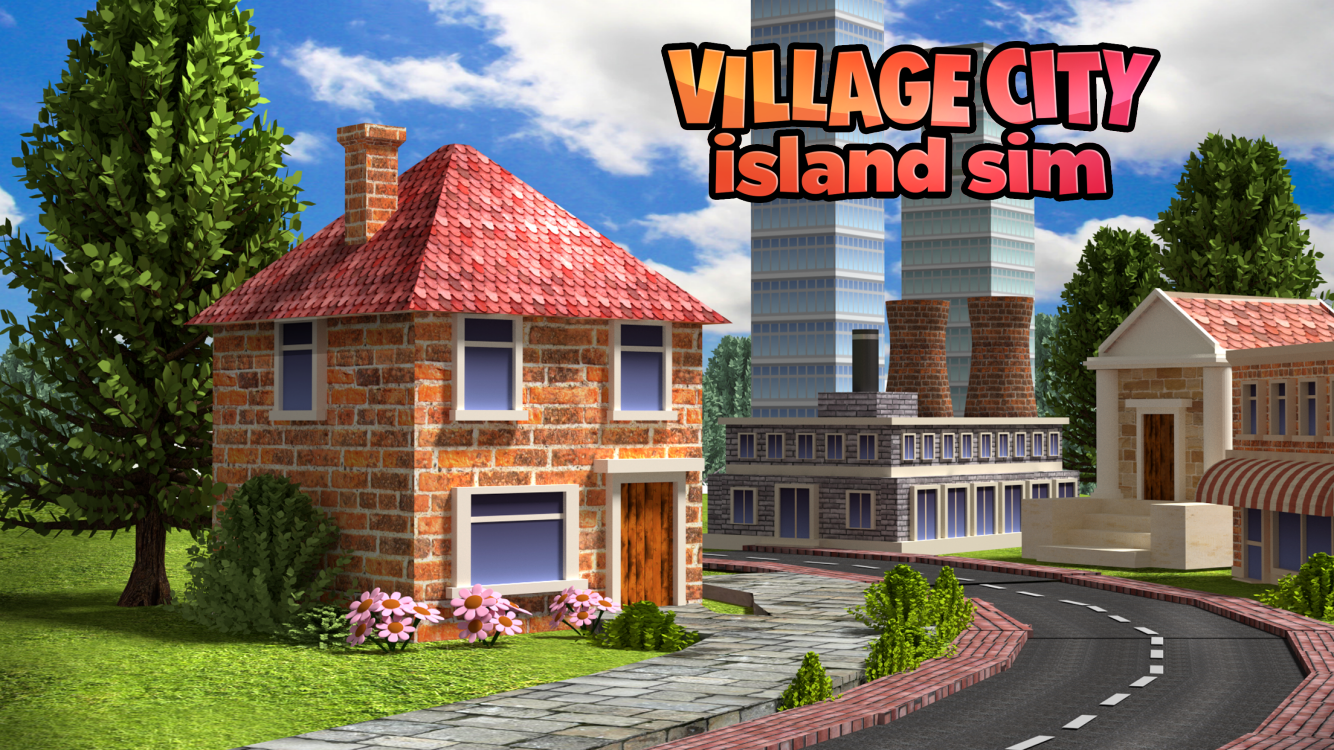 Village City - Island Sim Farm: Build Virtual Life- screenshot