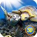 Turtle Family Simulator 3D icon