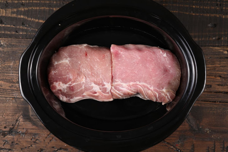 Pork Roast with Apple Jelly Glaze Recipe