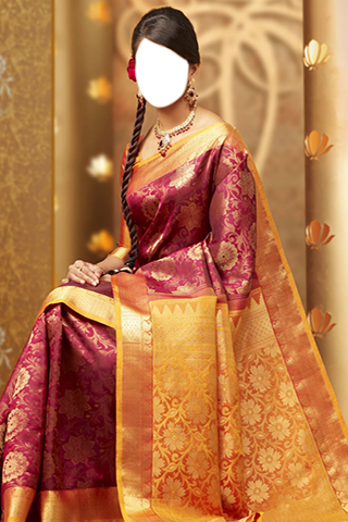 Indian Bridal Dresses Montage