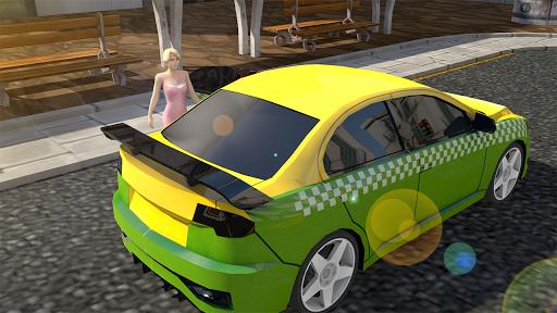 Taxi Simulator 3D: Hill Station Driving 1.2 screenshots 1