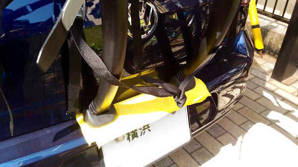 terzo ec16bk saris bones 2-bike