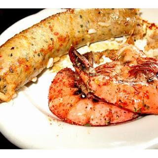Seafood Boudin.