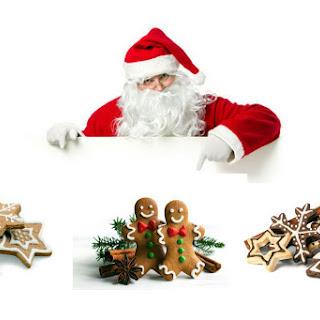Santa's Snack Pack.