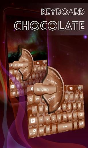巧克力键盘主题