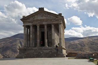Photo: Собственно, римский храм в Гарни