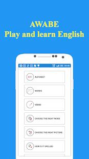 Hrát a učit se anglicky Awabe - náhled