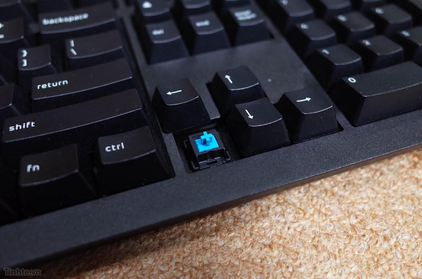 Trên tay DasKeyboard 4 Professional: bàn phím cơ tốt nhất dành cho Mac