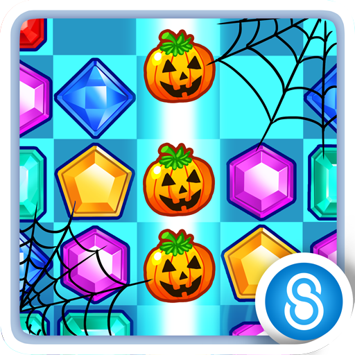 Jewel Mania: Halloween Icon