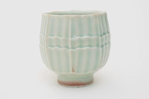 Jeffrey Oestreich Porcelain Yunomi 03