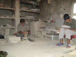 Photo: Ceramic workshop - Gidjduvan