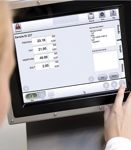 Анализатор FoodScan Pro Fish