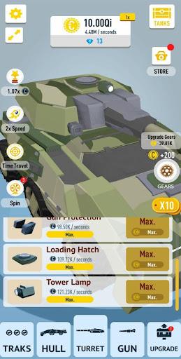 Idle Tanks 3D apkdebit screenshots 4