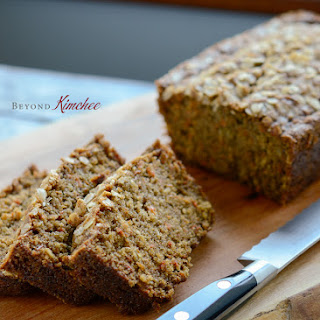 Carrot Oat Bread