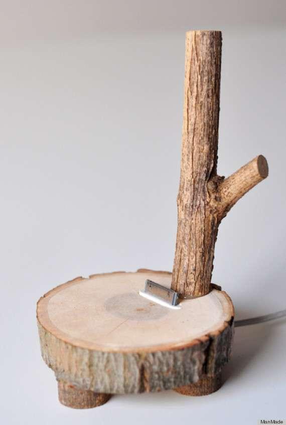 DIY Wooden Craft Ideas Screenshot