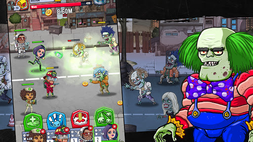 Zombieland: AFK Survival 2.0.5 screenshots 6