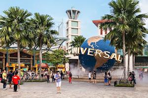Universal Studios Park In Singapore