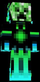 Creeper Boy Nova Skin