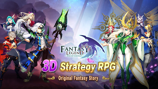 Game Fantasy Legend: War of Contract APK for Windows Phone