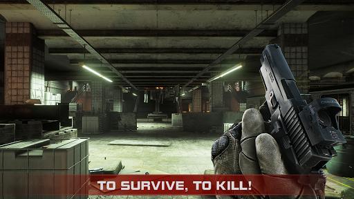 Zombie Shooter: Jeux Zombie  screenshots 2