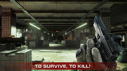 Zombie Shooter:  Pandemic Unkilled 2