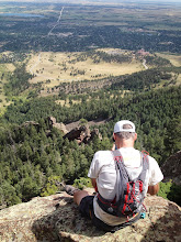 Photo: On the Fifth Flatiron with Royal Arch below me.