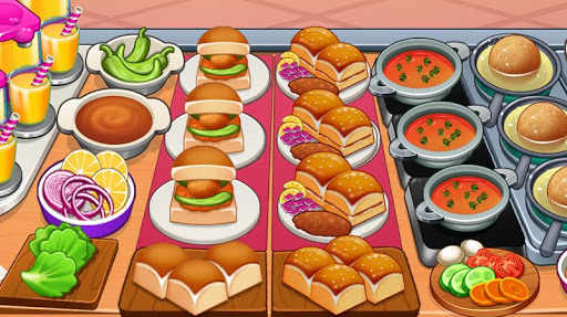 Indian Cooking Games - Star Chef Restaurant Food 1.02 screenshots 10