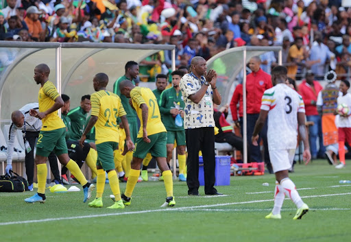 After a meek loss against Ghana' Sudan can pose problems for Bafana