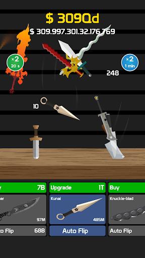 Idle Knife Flip 1.1 screenshots 4