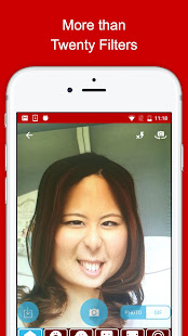 App Ugly Camera - funny selfie APK for Windows Phone