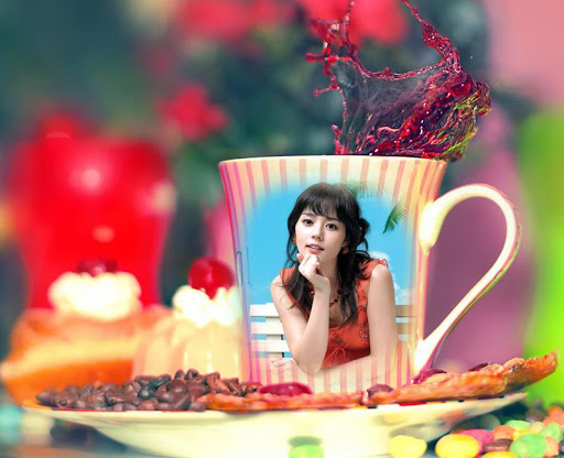 Coffee Mug Frame Maker 2018 5.0 screenshots 1