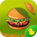 Fruits and Vegetables Puzzle Game for Kids icon