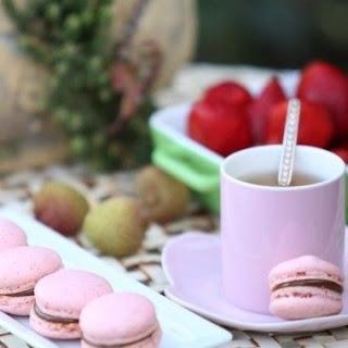 Meringue Cookies Macaroons