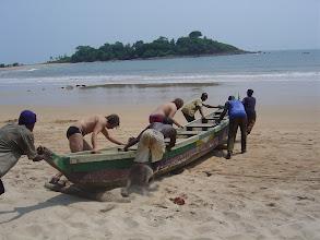 Photo: Fishing, Ezile bay village, Akwidaa, cape three point road,west coast, Ghana
