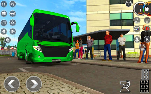 Furious Bus Parking: Bus Driving Adventure 2020 modavailable screenshots 4