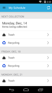 Boston Trash Schedule & Alerts- screenshot thumbnail
