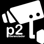 P2 IP Camera Gerenciador Residencial icon