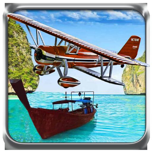 塞斯納飛行模擬器 模擬 App LOGO-硬是要APP